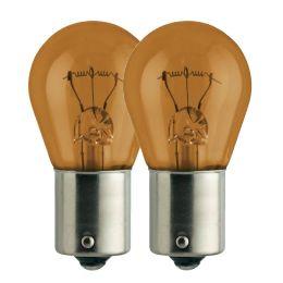 Philips Blinklichtlampe PY21W Vision 12V 21W BAU15s 2er Pack
