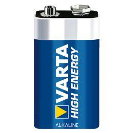Varta 9V Blockbatterie 6LR61