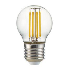 Kanlux LED Tropfenlampe NUPI 4W (35W) E27 827 NODIM klar