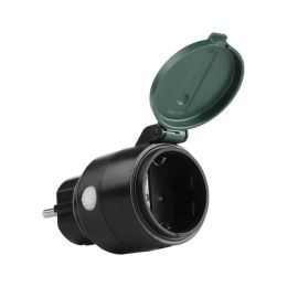 MegaLight smarte Outdoor Steckdose PLUG IP44