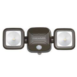 Mr Beams LED Strahler braun mit Bewegungsmelder MB3000