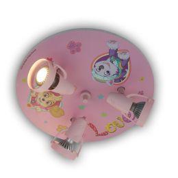 Niermann Strahler Deckenleuchte PAW PATROL PAWSITIVE PUPS in rosa