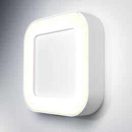 LEDVANCE weiße LED Außen-Decken-/Wandleuchte Endura Surface Square 13W 830 IP54