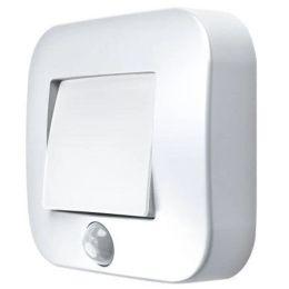 Ledvance LED Nachtlicht NIGHTLUX HALL 0,25W 840 weiß Sensor batteriebetrieben
