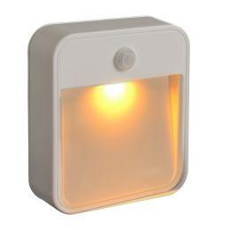 Mr Beams LED Treppenlicht weiß mit Bewegungsmelder Amber MB720A
