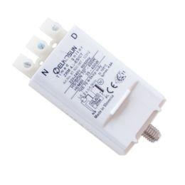 Elkosun digitales Überlagerungszündgerät ZRM 4.5-ES/CT für HS 70-400W bzw HI 35-400W