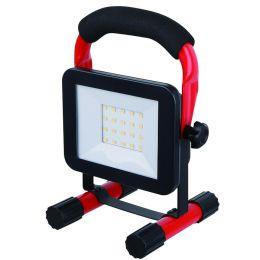MegaLight akkubetriebener LED Floodlight 10W 840 120° DIM