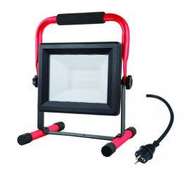 MegaLight LED Floodlight 20W mit Kabel 840 120° NODIM