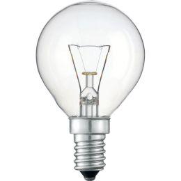Tropfen-Glühlampe 60W E14 Klar