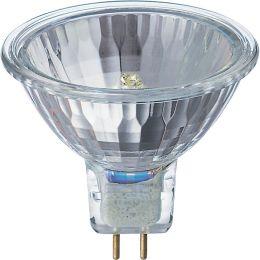Philips Niedervolt Halogenreflektorlampe MASTERLine ES 45W GU5.3 830 8°