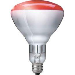 Philips Infrarot-Reflektorglühlampe InfraRed BR125 250W E27 230-250V