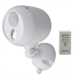 Mr Beams LED Scheinwerfer weiß mit Bewegungsmelder/ Fernbedienung MB370