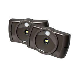 Mr Beams LED Schrank-unterbauleuchte mit Bewegungsmelder 2er Pack MB862