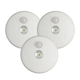 Mr Beams LED Deckenleuchte mit Bewegungsmelder MB980 3er Pack