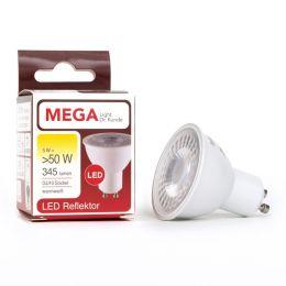 MegaLight LED Spot 5W (50W) GU10 827 36° NODIM