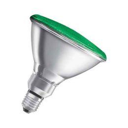 Osram Halogenspot 75W 240V E27 30° DIM grün