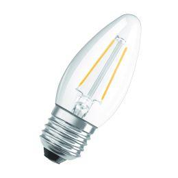 Osram LED Kolbenlampe  PARATHOM Retrofit Classic 4,5W (40W) E27 827 300° DIM
