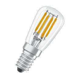 Osram LED Speziallampe PARATHOM SPCEIAL 2,8W (25W) E14 865 320° NODIM klar