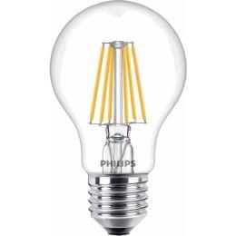 Philips LED Glühfaden-Birnenlampe Classic 5,5W (40W) E27 822-827 DIMTONE