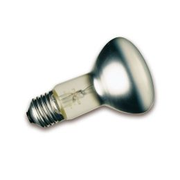 Reflektorlampen Normalspannung, innenmattiert 240V R80 / 60W / E27 Sylvania