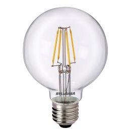 Sylvania ToLEDo Globelampe Ø80mm 4W (40W) E27 827 NODIM klar