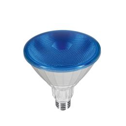 Segula blaue LED Reflektor PAR38 Bright Line 18W (120W) E27 40° NODIM