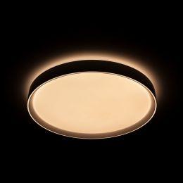 Megalight LED Leuchte SHINING SATURN 45W Lichttemperaturwechsel + Sleeptimer + Fernbedienung Ø490mm DIM