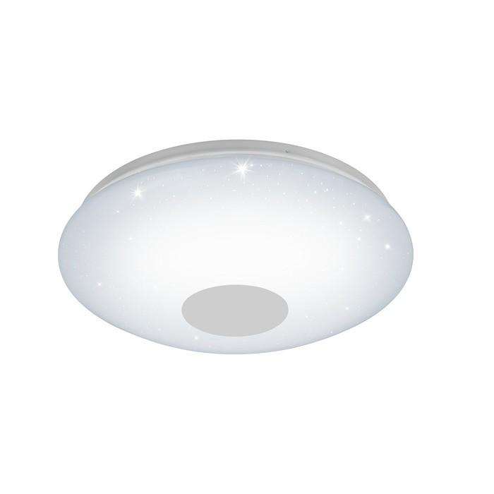LED Deckenleuchte mit Glitzer