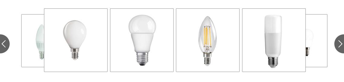 LED Leuchtmittel für Schreibtischlampe