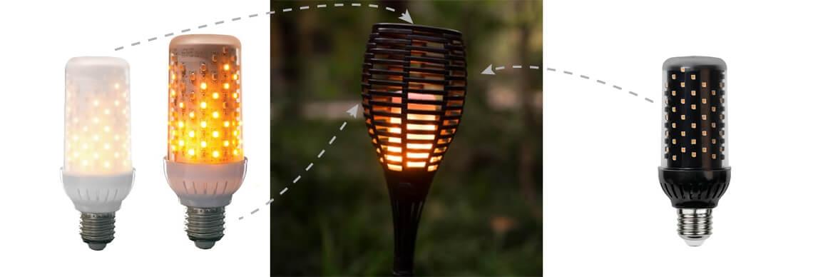 Firelamp Sortiment