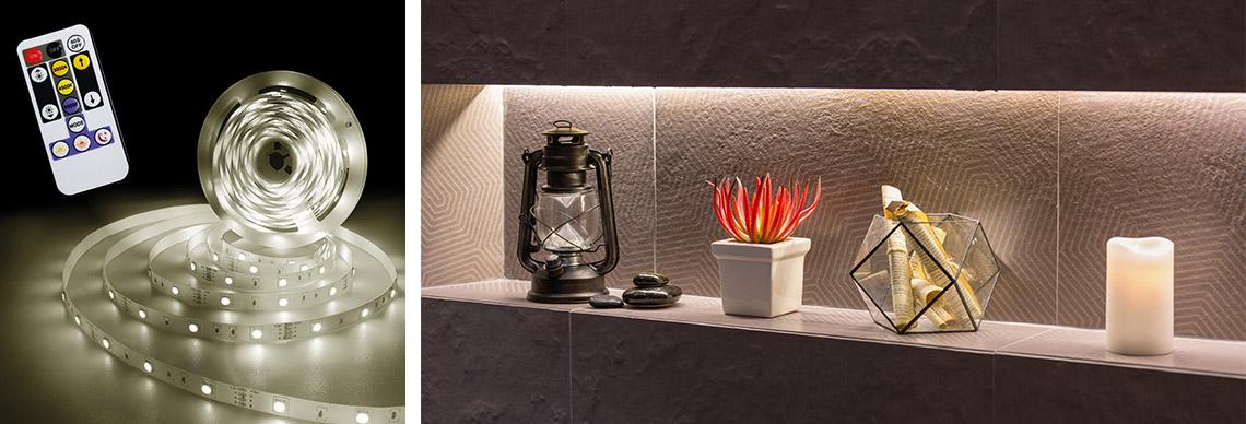LED Strip smart kürzbar