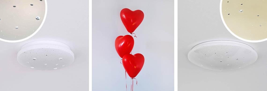 Shining Diamond zum Valentingstag - Valentingstagsgeschenk für Glitzerfans