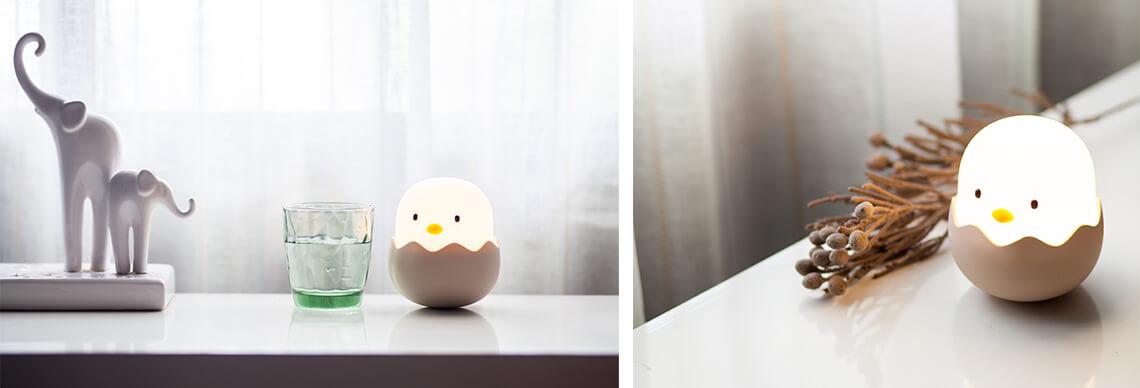 Eggy Egg das sympathische Kindernachtlicht
