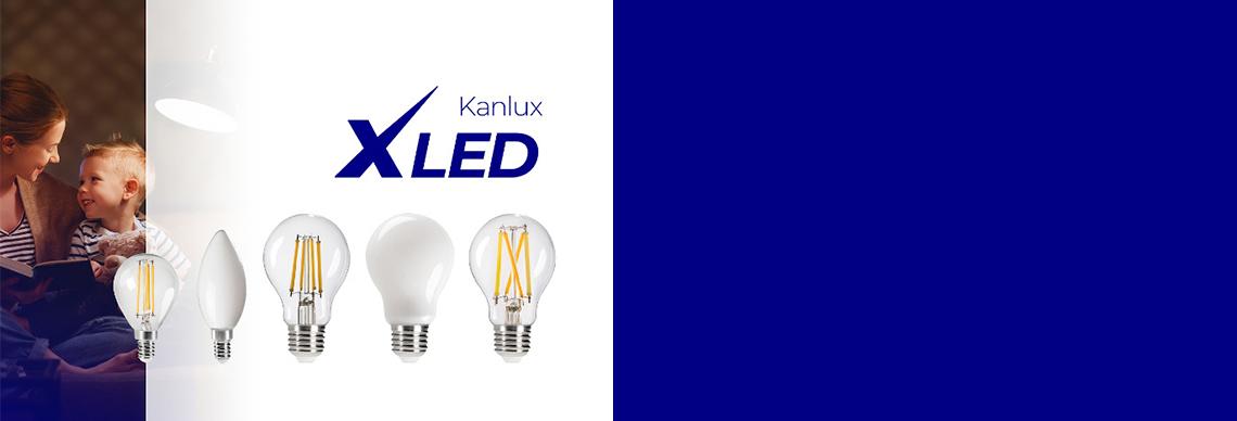Kanlux XLED Sortiment