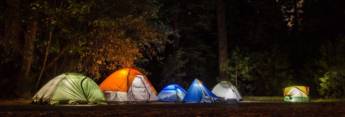 Das richtige Campinglicht