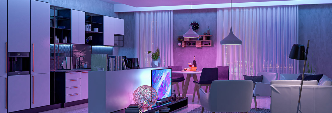 Smart Home LED Strip Flexband