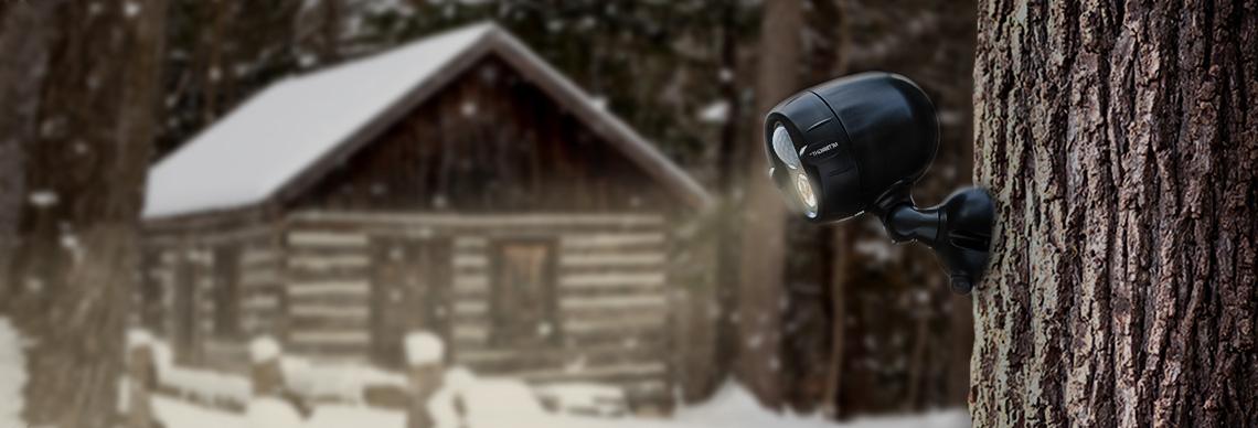 Mrbeams Leuchten bei Kalten Temperaturen