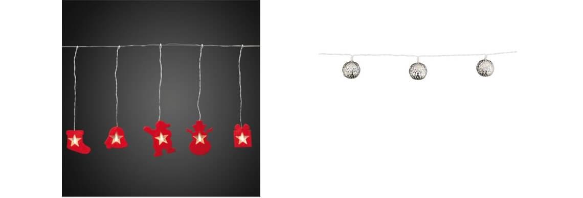 Lichterketten weihnachten