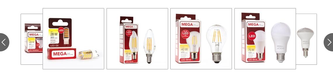 LED Leuchtmittel von MEGA Light Dr Kunde