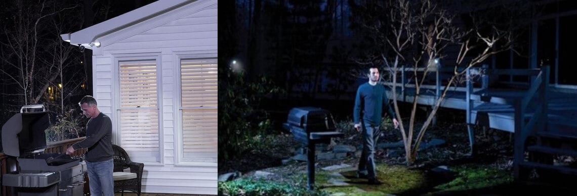 LED Strahler für Haus und Garten